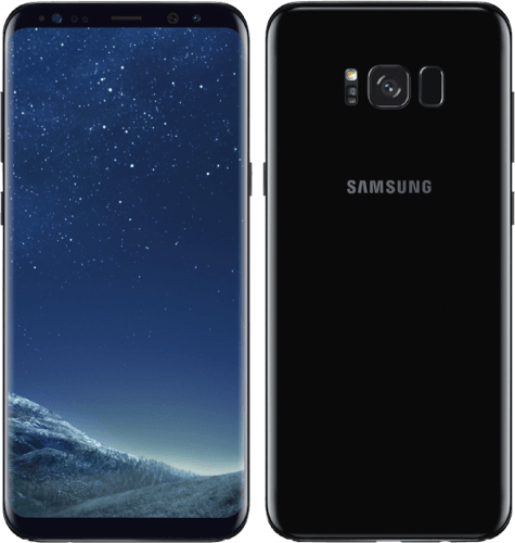 Midnight Black Samsung Galaxy S8 64GB.3
