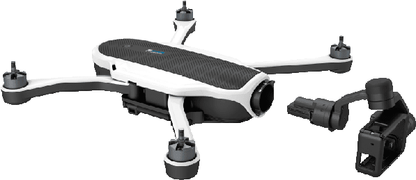 GoPro Karma Drone with Frame and Grip GoPro Karma Drone with Frame and Grip.2