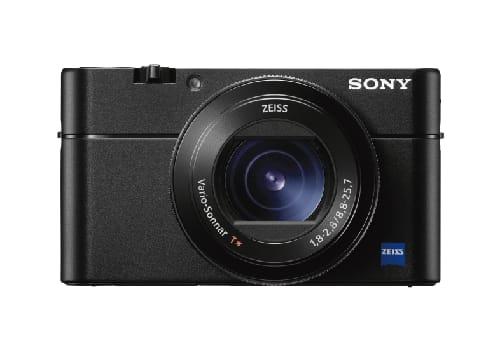 Schwarz Sony Camera DSC-RX 100 V.1