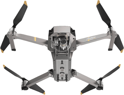 Black DJI Mavic Pro Platinum Fly More Combo.3