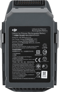 Black DJI Battery for Mavic Pro.2
