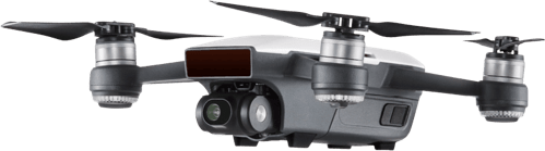 White DJI Spark Fly More Combo.2