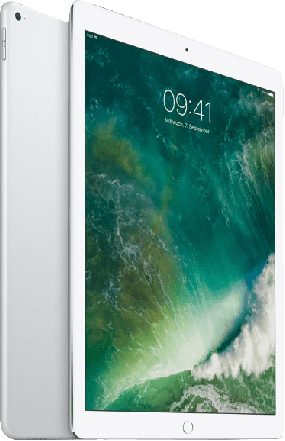 Silver Apple iPad Wi-Fi + Cellular (2018).2