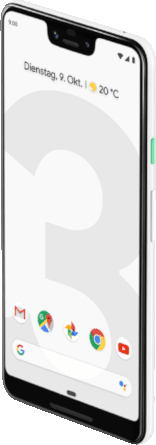 Clearly White Google Pixel 3 XL 64GB.2