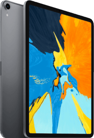 Space Grey Apple 11'' iPad Pro Wi-Fi (2018).1