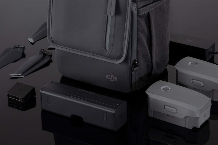 Grey DJI Fly More Kit Accessories for Mavic 2 .2