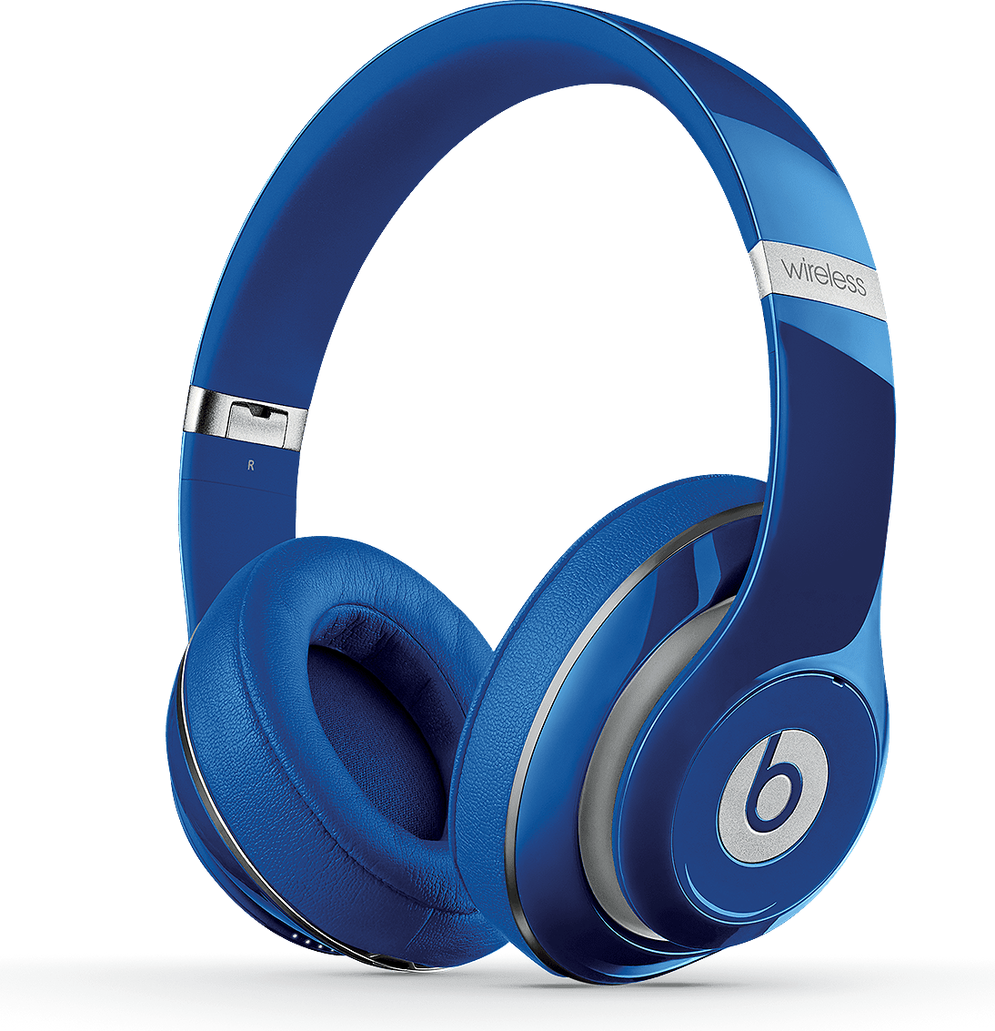 Blue Beats Studio Wireless Over-ear Headphones.1