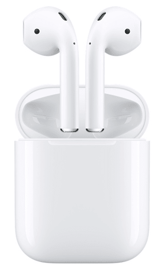 Weiß Apple AirPods Gen2 with Charging Case.2
