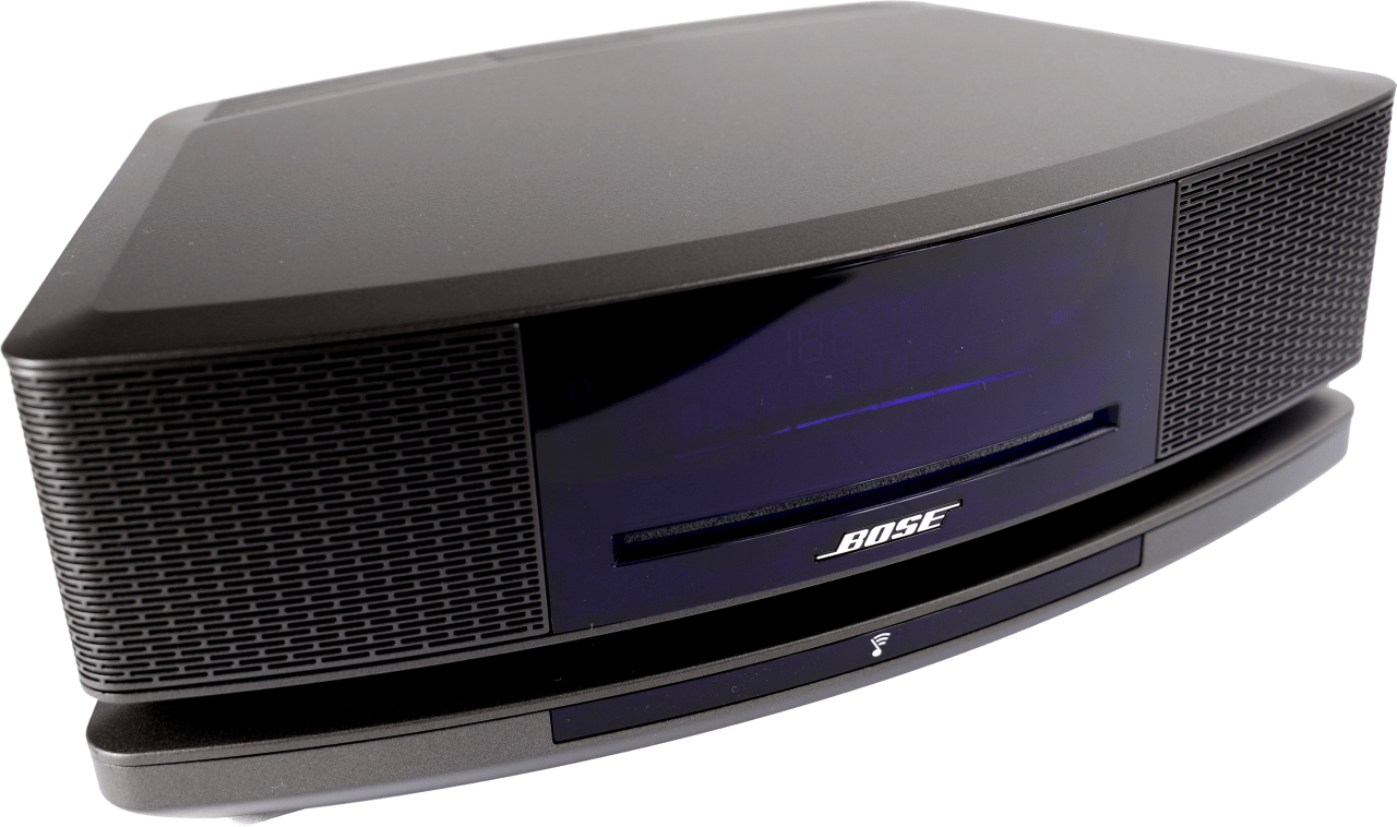 Black Bose Wave Sound Touch Music System IV.1