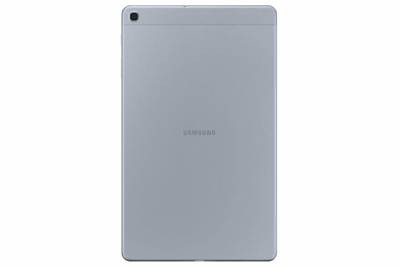 Silver Samsung Galaxy Tab A 10.1 (2019).2
