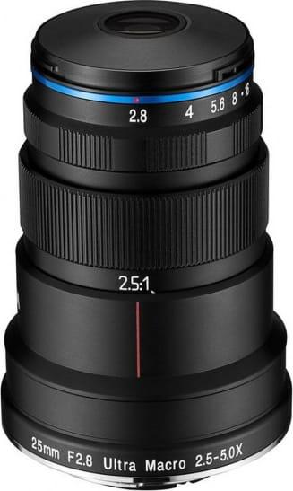 Black Laowa 25mm f/2,8 .1