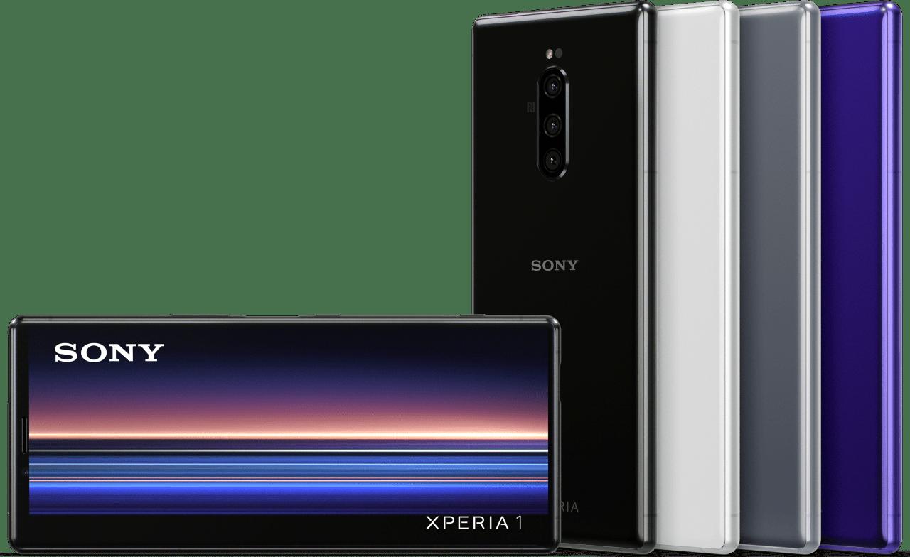Weiß Sony Xperia 1 128GB.4