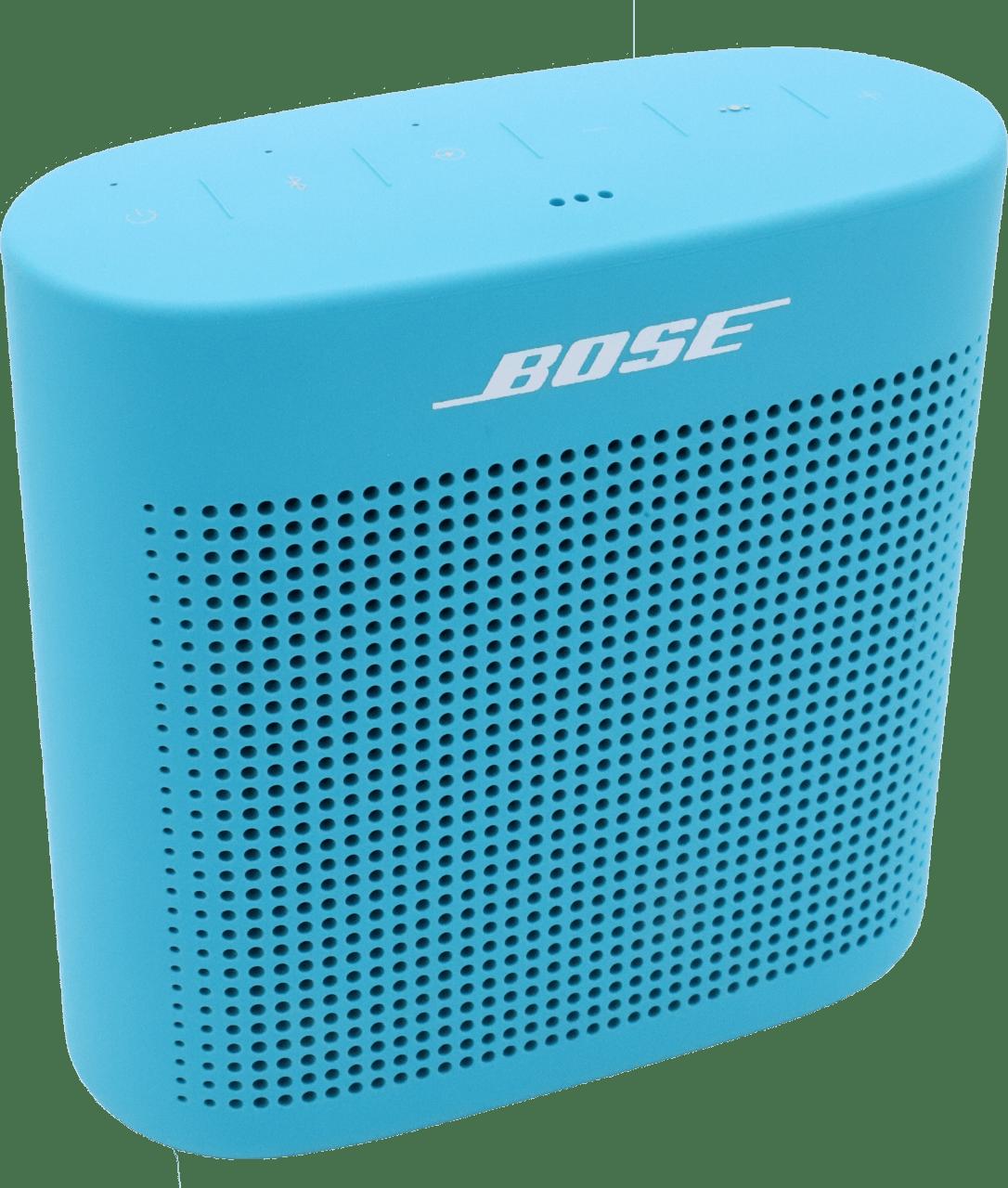 Blau BOSE SOUNDLINK COLOR II Bluetooth-Lautsprecher.1