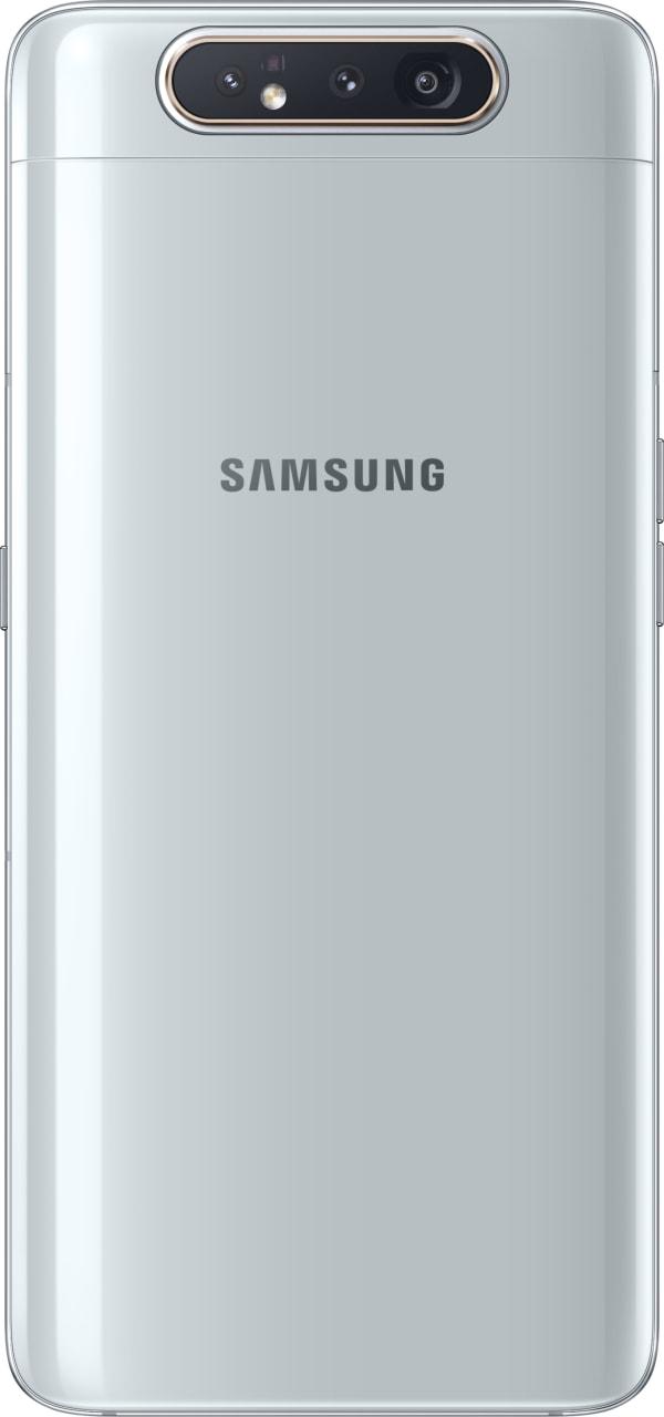 Ghost White Samsung A80 128GB.2