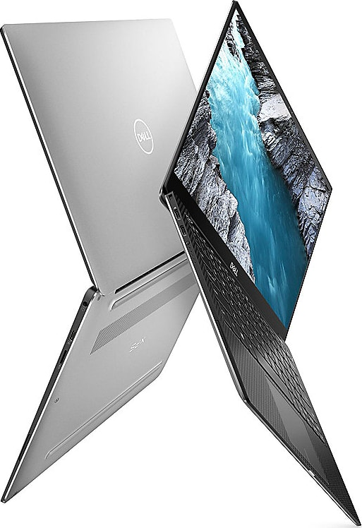 Silver Dell XPS 13 9380 Touch.3