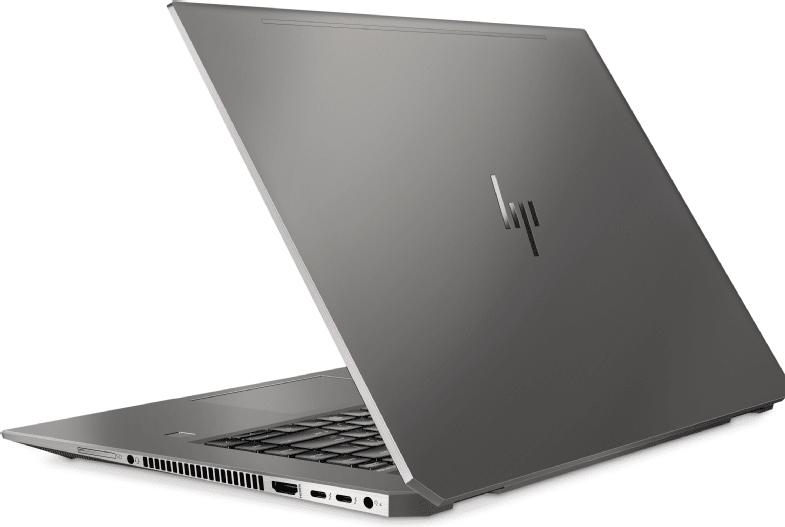 Silber / Schwarz HP ZBook Studio x360 G5.3