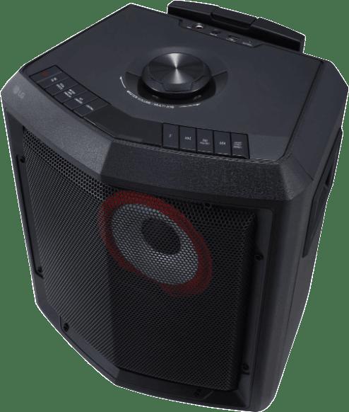 Schwarz LG RL2 XBOOM Portabler Lautsprecher.3