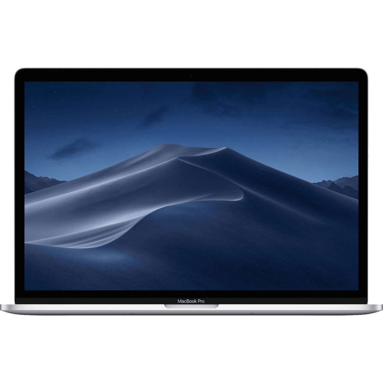 "Silber Apple 15"" MacBook Pro Touch Bar (Mid 2019).1"
