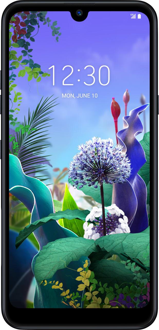 Aurora Black LG Q60 64GB.3