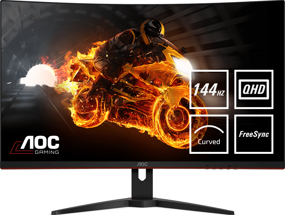 "Black AOC 32"" - C32G1.1"