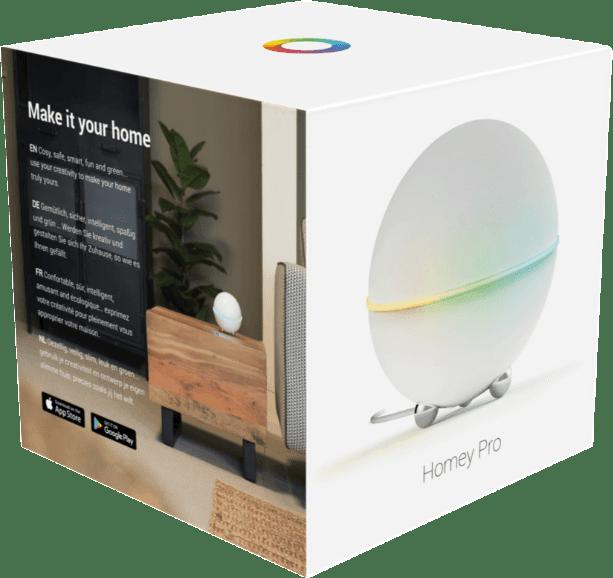 White Homey (Early 2019) Smart Home Hub.2