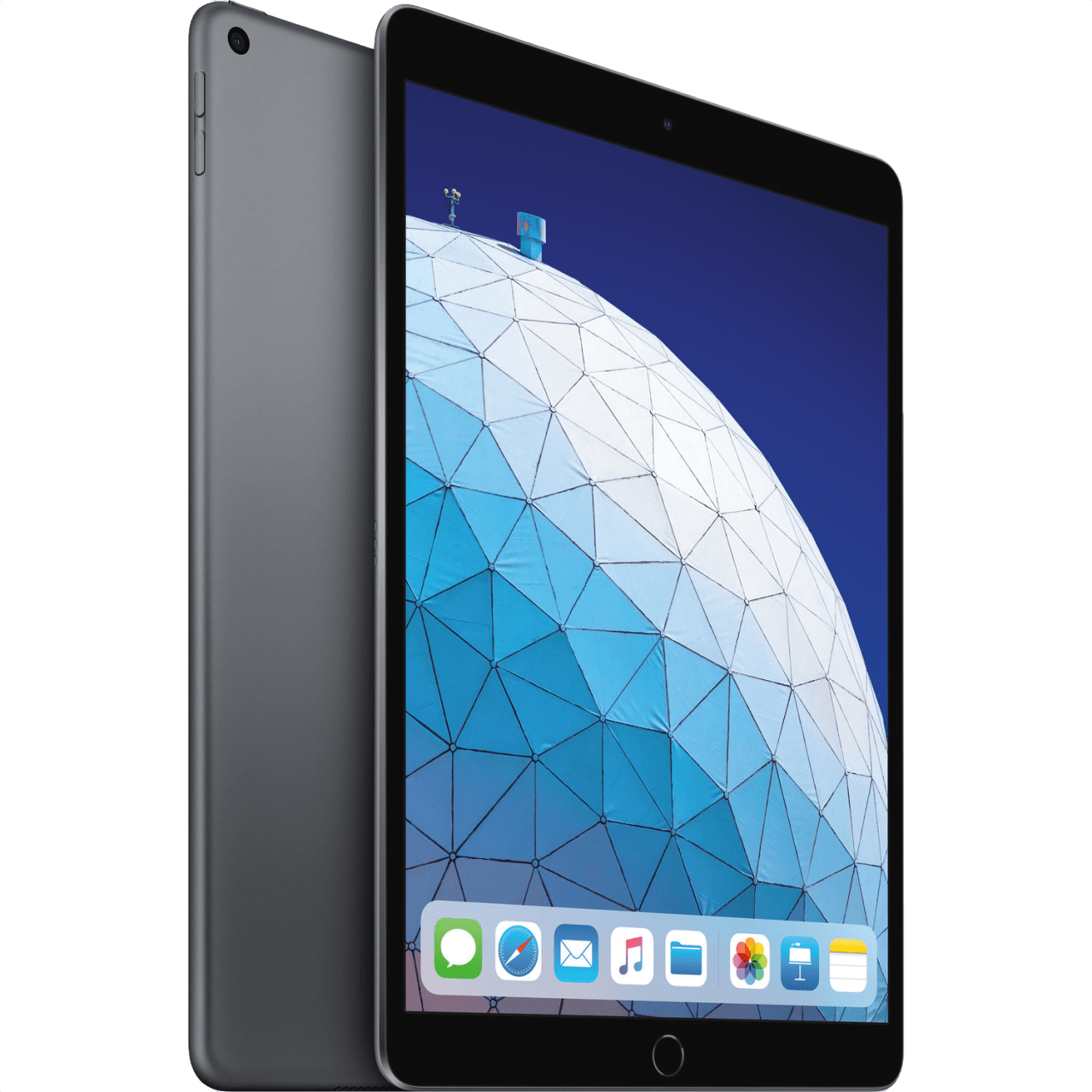 Space Grey Apple iPad Air Wi-Fi (2019).1