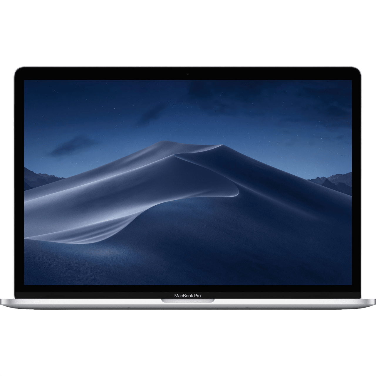 """Silver Apple 15"""" MacBook Pro Touch Bar (Mid 2018).1"""