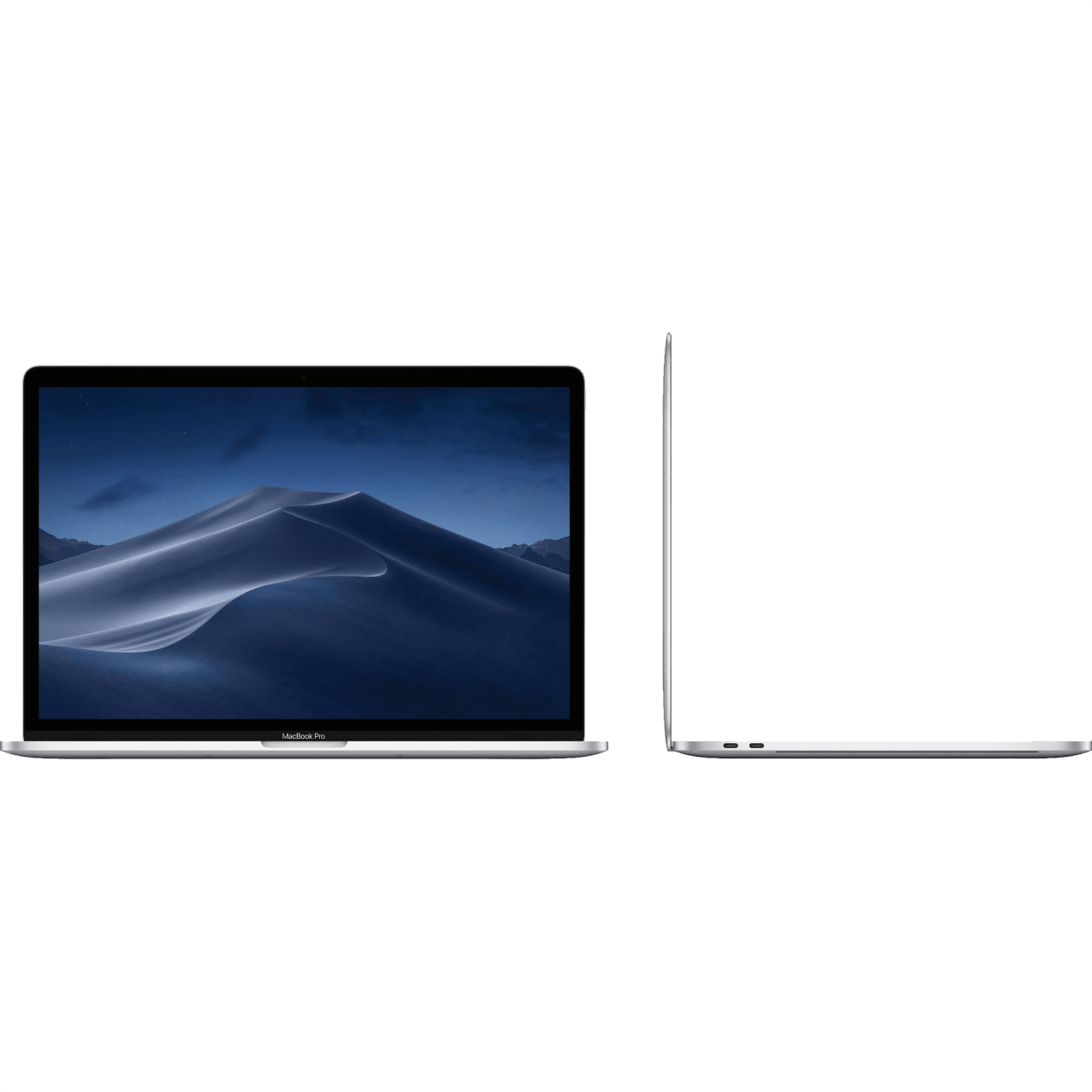"""Silver Apple 15"""" MacBook Pro Touch Bar (Mid 2018).2"""
