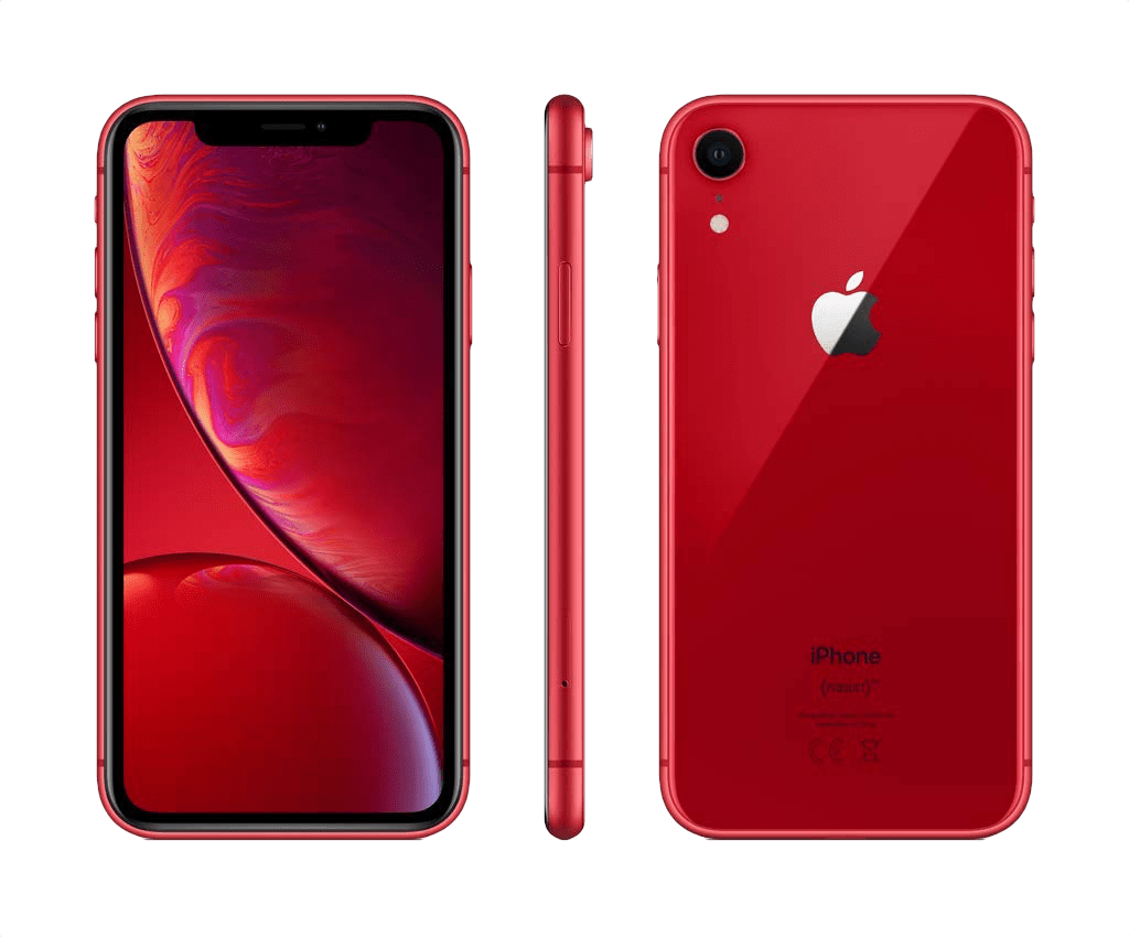 (PRODUCT)RED™ Apple iPhone Xr 64GB.2