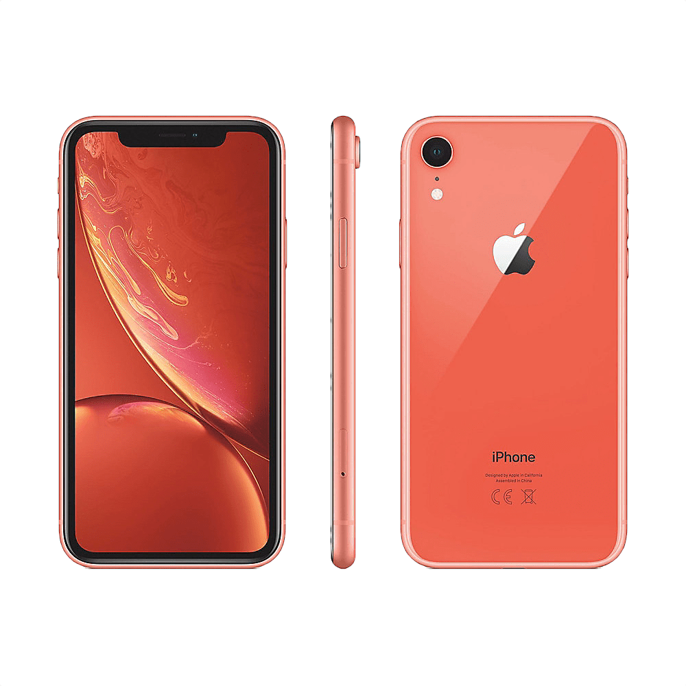 Coral Apple iPhone Xr 128GB.2
