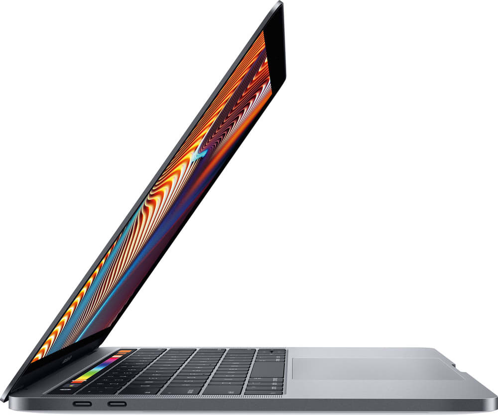 "Space Grey Apple 13"" MacBook Pro Touch Bar (Mid 2018), US Keyboard.2"