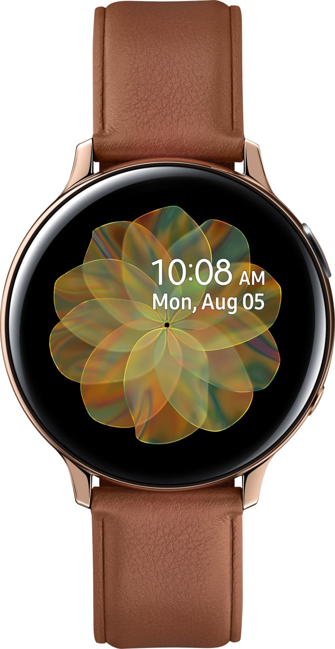 Gold Samsung Galaxy Watch Active2, 44mm.1