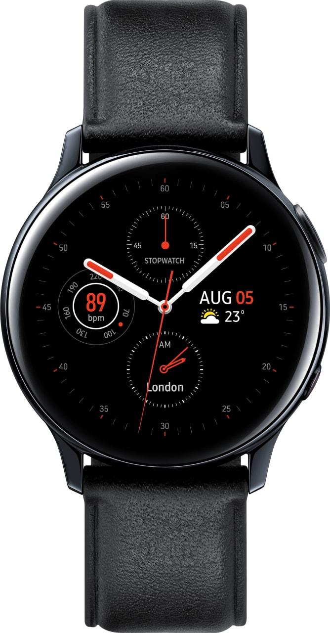 Schwarz Samsung Galaxy Watch Active2 (LTE), 40mm.1