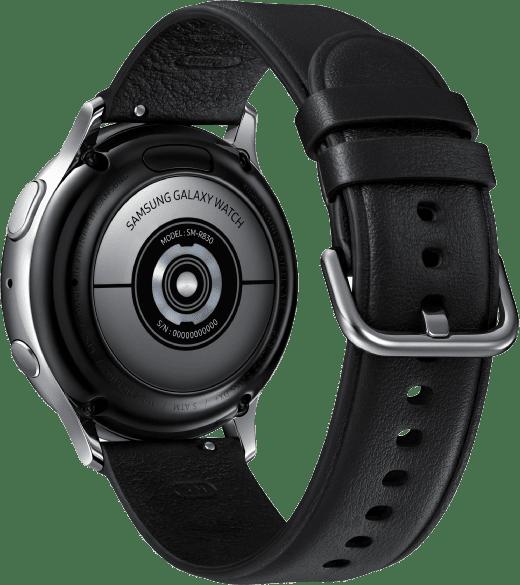 Silber Samsung Galaxy Watch Active2, 40mm.3