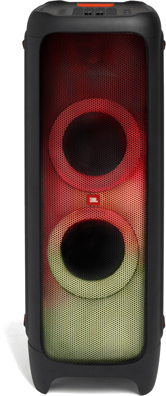 Black JBL Bluetooth Speaker PartyBox 1000.1