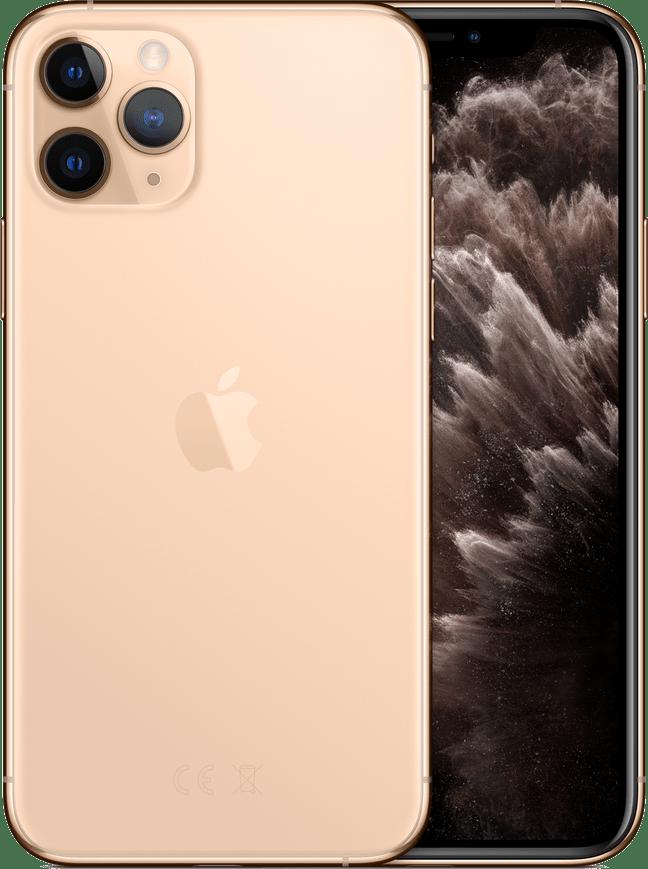 Gold Apple iPhone 11 Pro Max 64GB.1