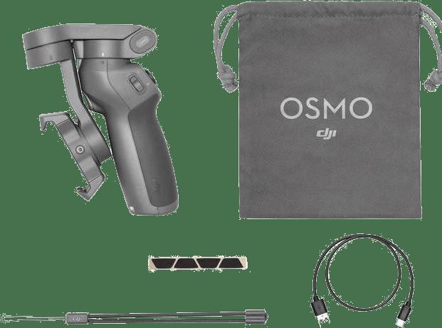 Grey DJI Osmo Mobile 3.5
