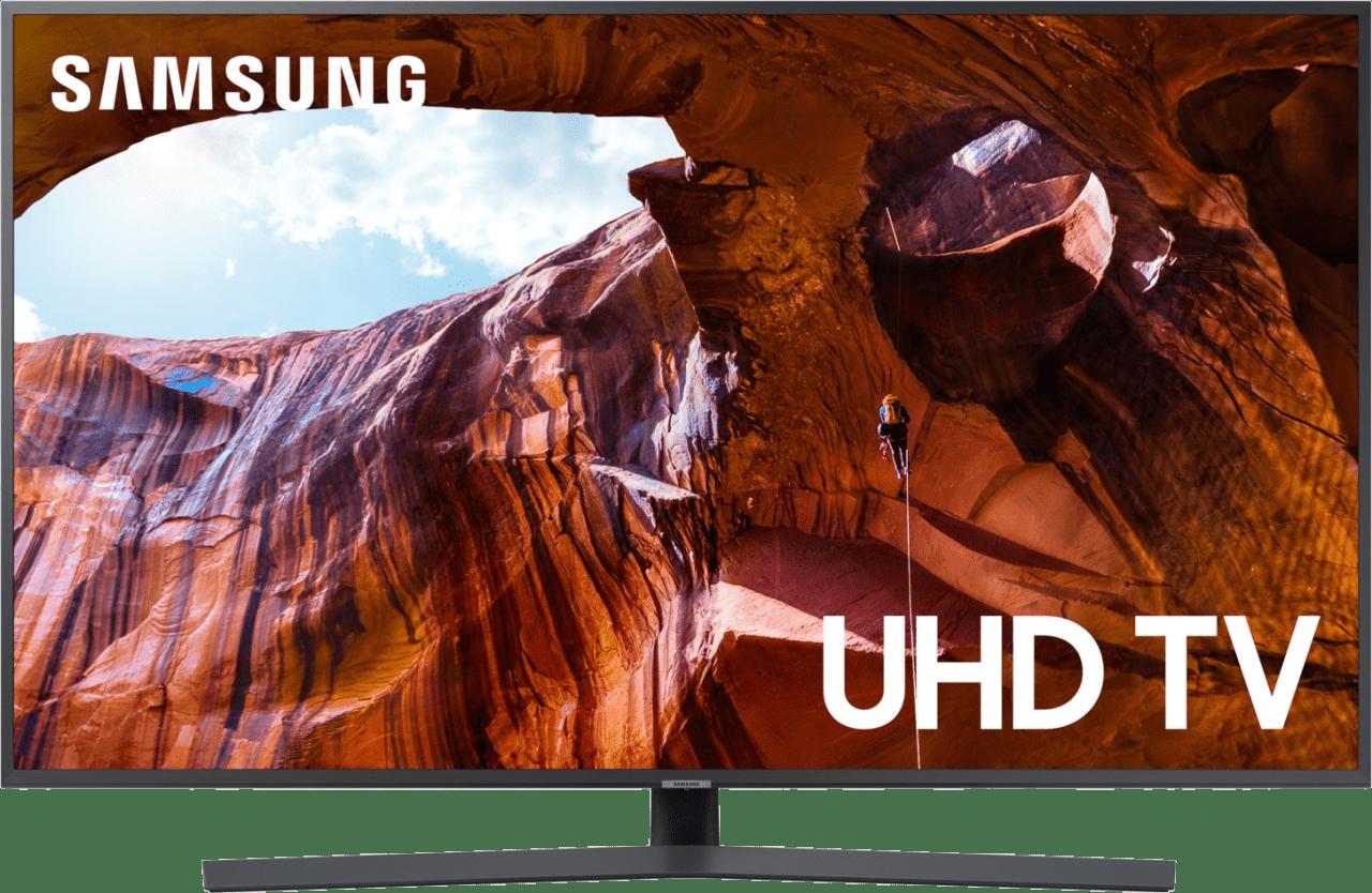 "Grau Samsung TV 55"" RU7409.1"