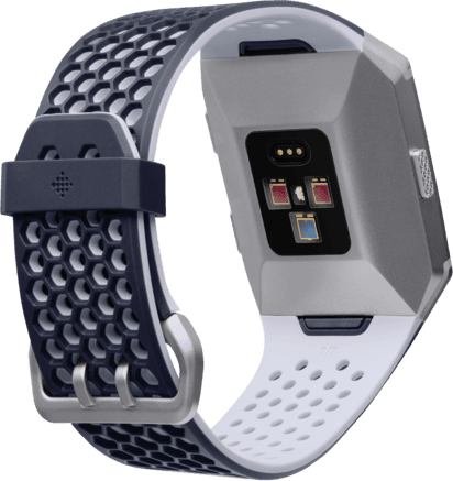 Inc Blue / Ice Grey Fitbit Ionic: Adidas Edition.3