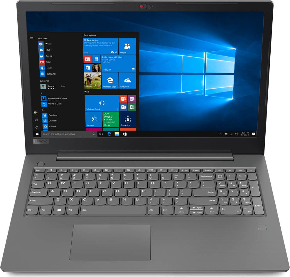 Iron Grey Lenovo V330.1