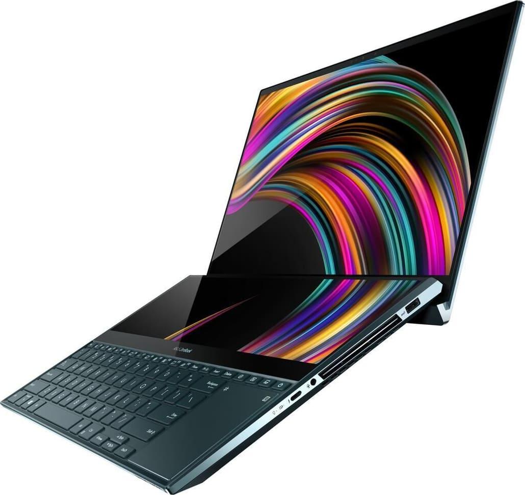Celestial Blue Asus ZenBook Pro Duo UX581GV-H2004T.3