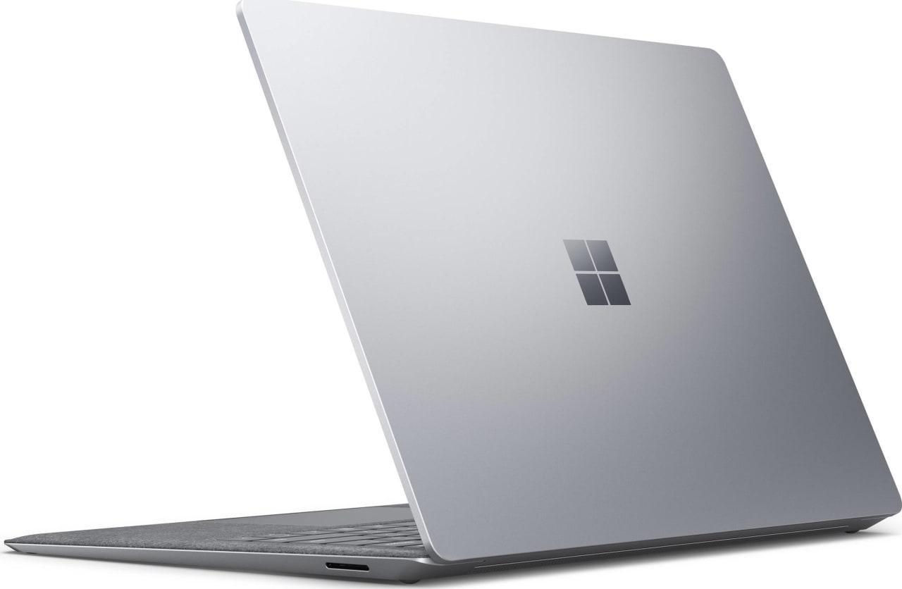 Platinum (Fabric) Microsoft Surface Laptop 3.3