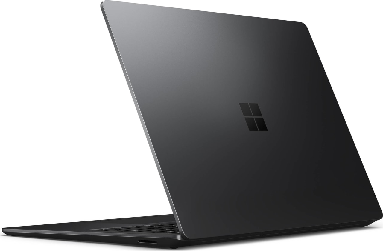 Black (Metal) Microsoft Surface Laptop 3.3