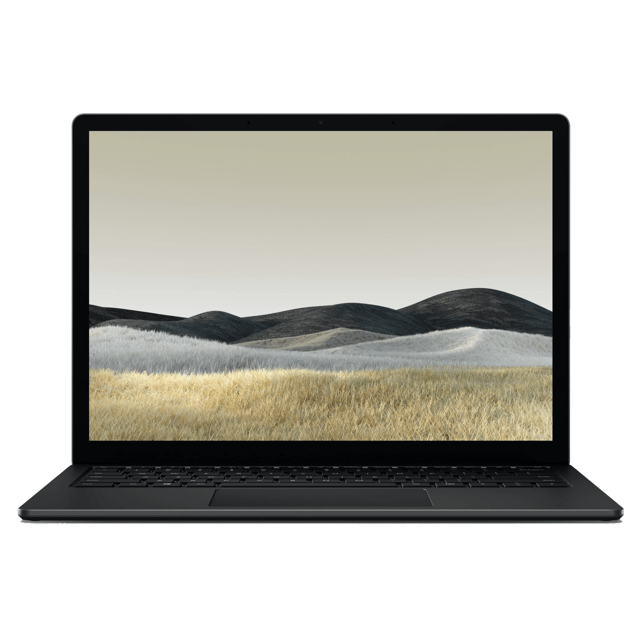 Black (Metal) Microsoft Surface Laptop 3.1