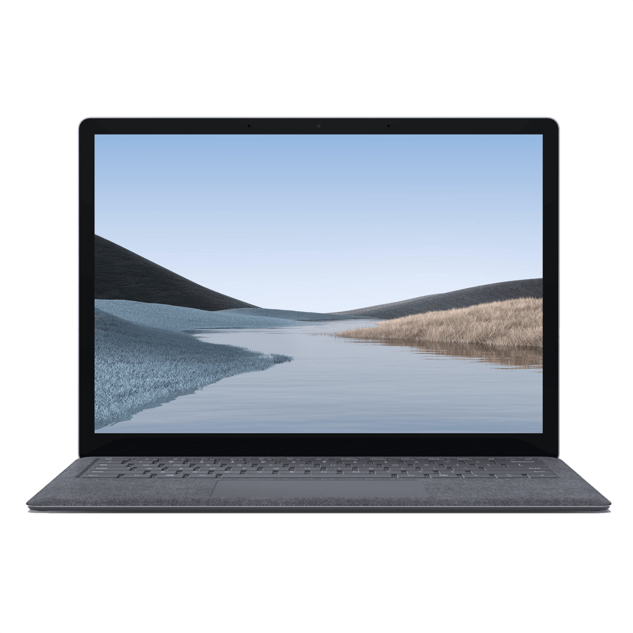 Platin (Stoff) Microsoft Surface Laptop 3.1