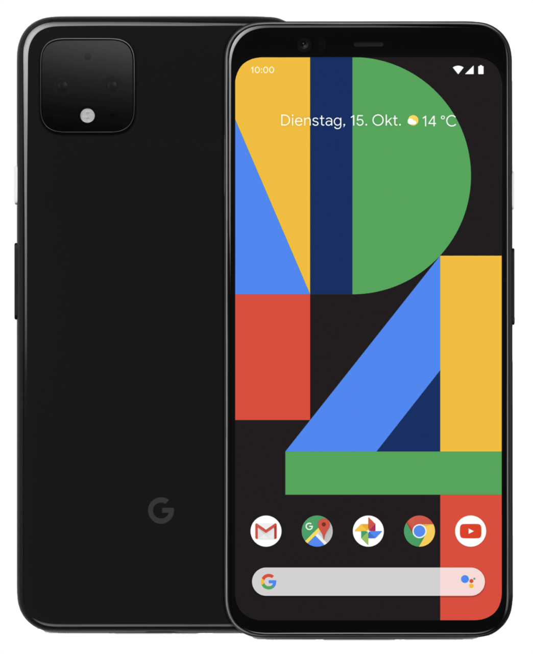 Just Black Google Pixel 4 XL 64GB.1