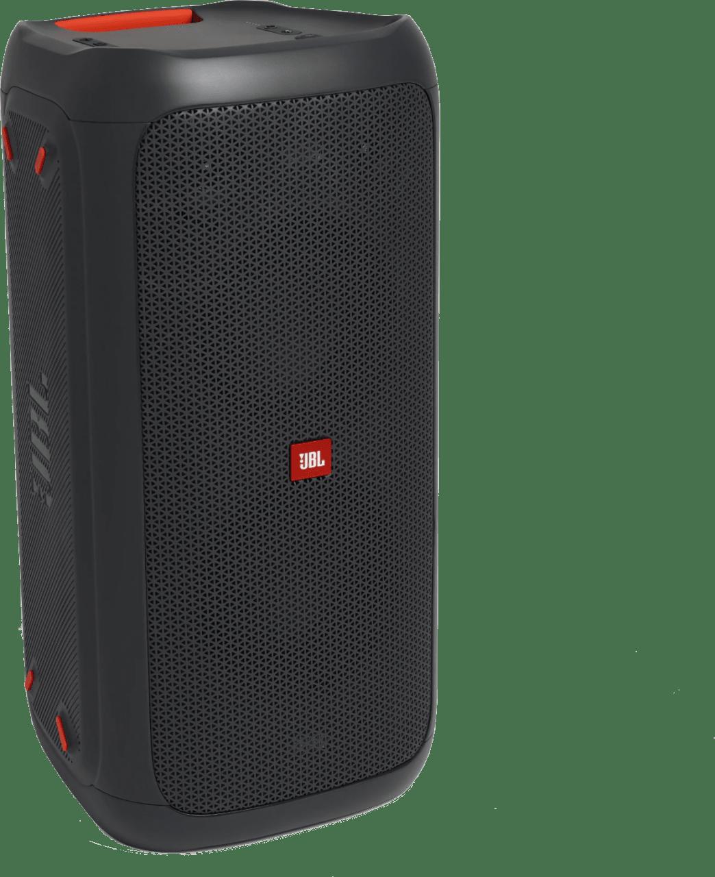 Black JBL PartyBox 100.4
