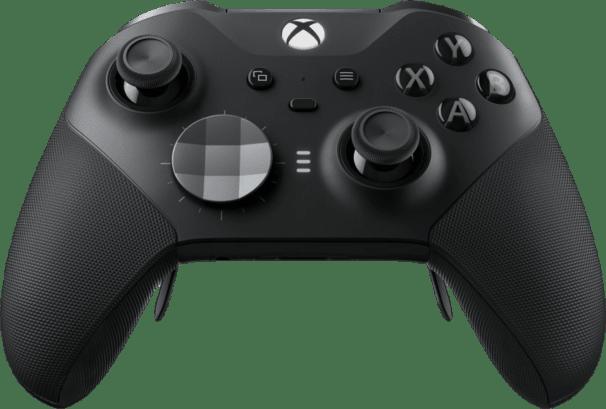 Black Microsoft Xbox One Elite Wireless Controller Series 2.1