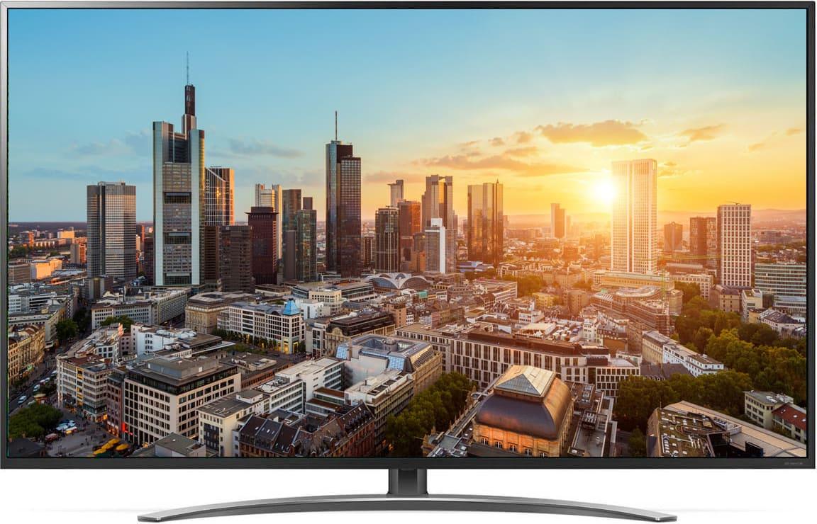 "Black LG TV 55"" SM86.1"