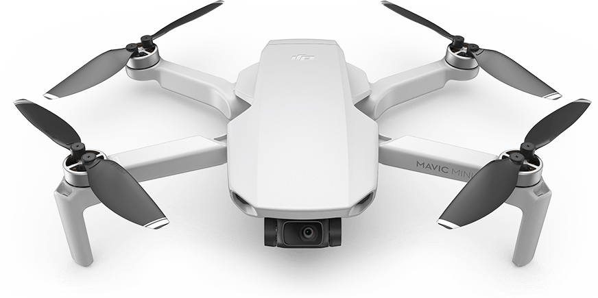 Weiß DJI Mavic Mini Fly More Combo.1